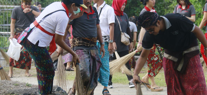 Environmental sustainability at Sanur Beach (Demo)