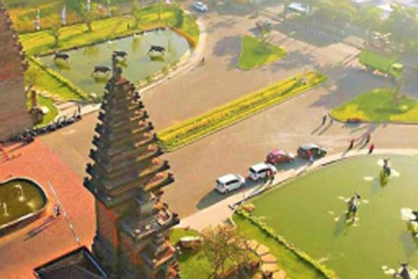 Taman Nandi Swara Puspem